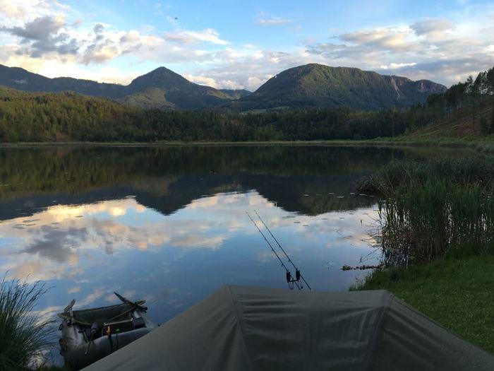 Fischen Gösselsdorfer See