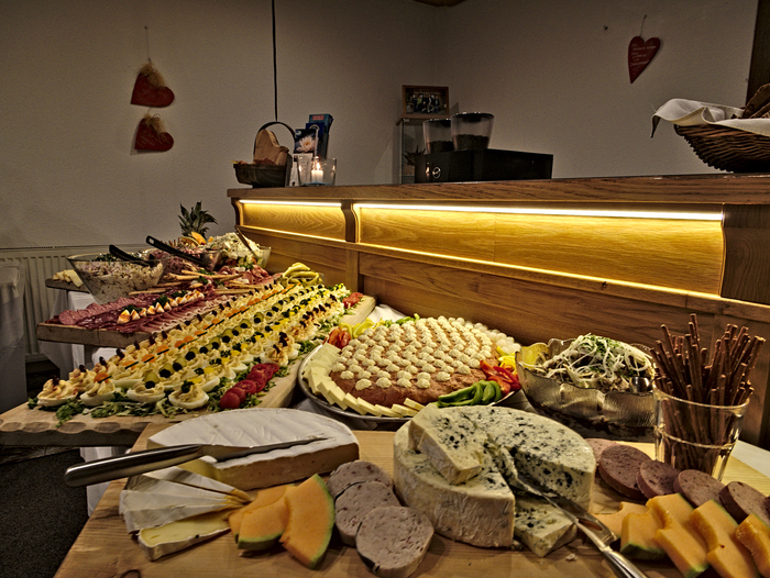 Wallerwirt Buffet