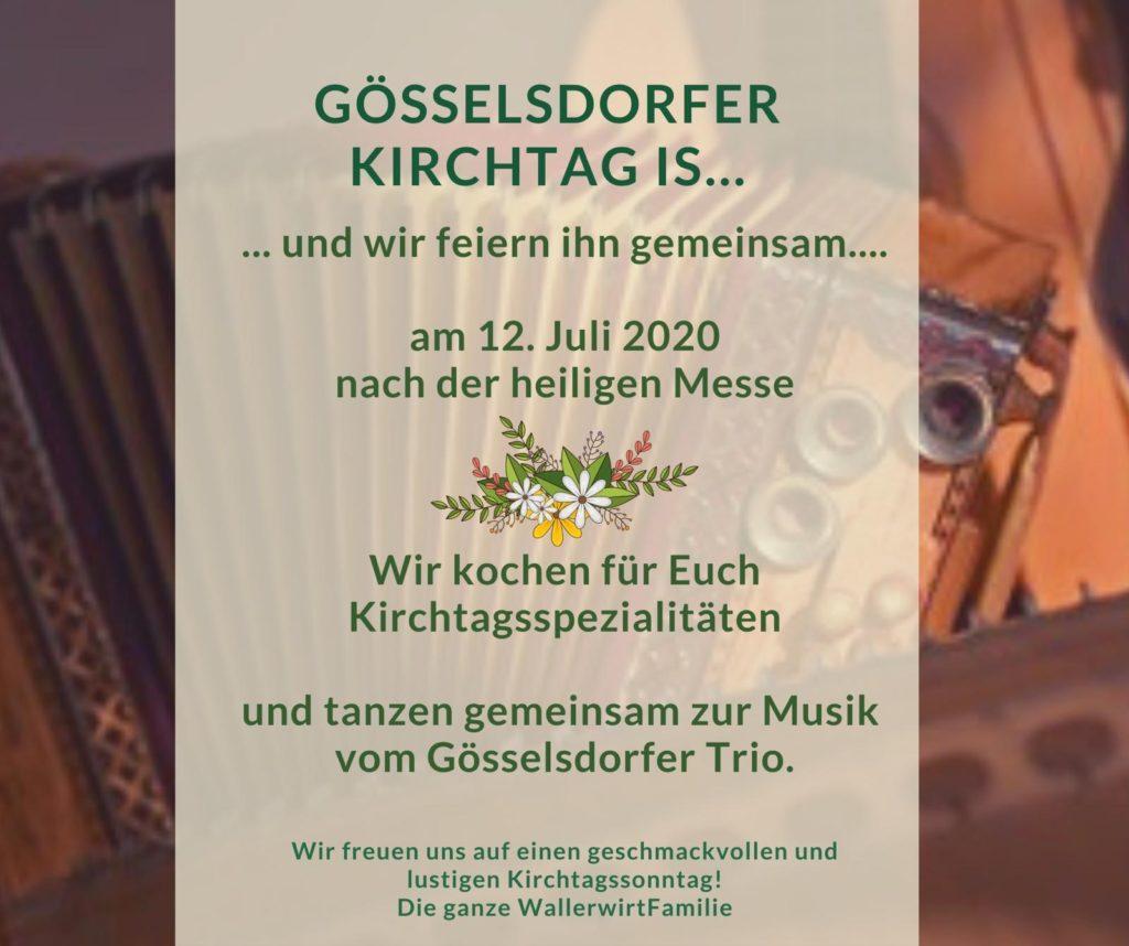 Kirchtag 2020