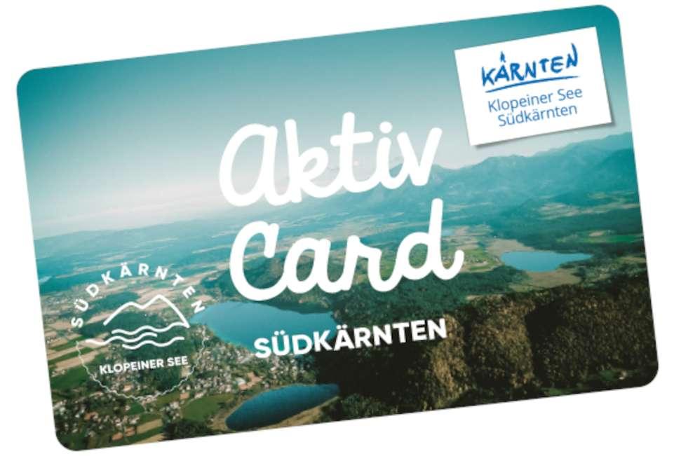 Aktiv Card Kärnten 2021